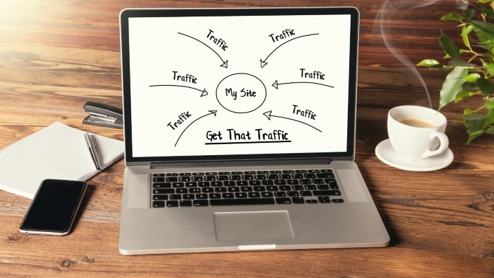 get free traffic from other people